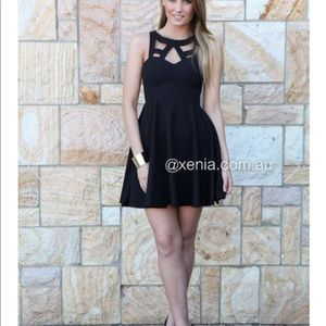 Xenia boutique dress worn once